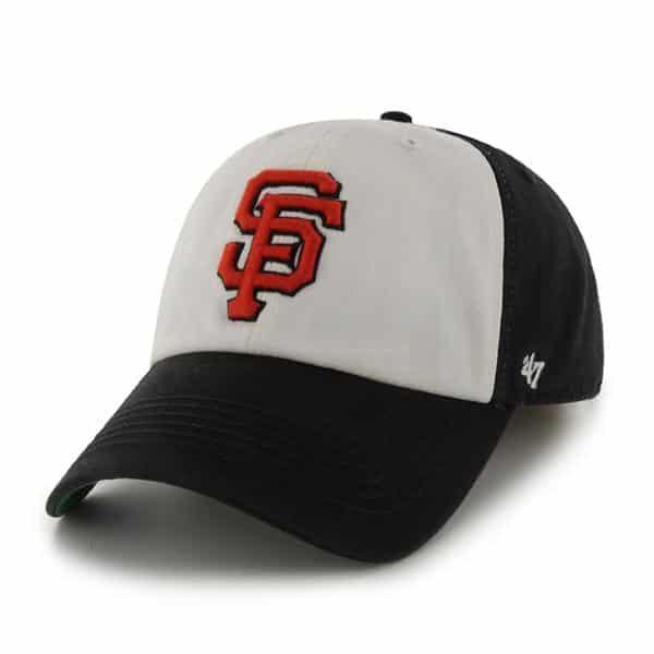 San Francisco Giants Freshman Black 47 Brand Hat