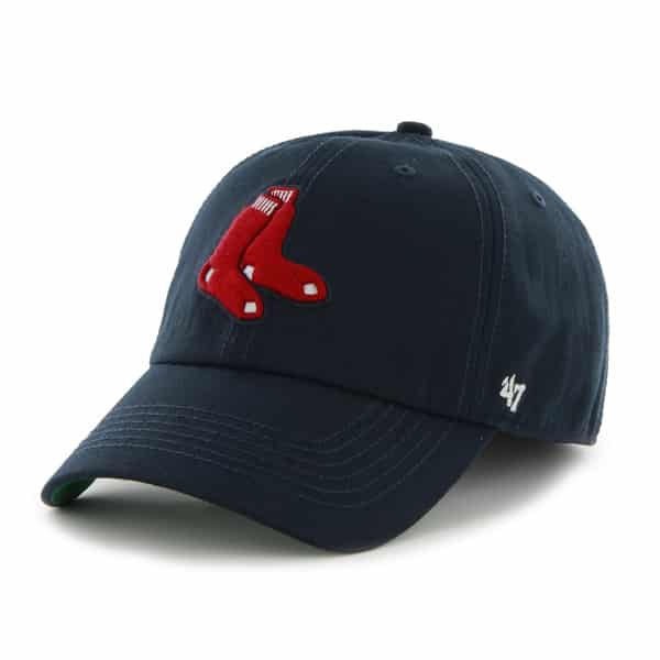 Boston Red Sox Franchise Navy 47 Brand Fitted Hat