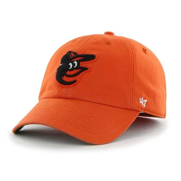 Baltimore Orioles Franchise Orange 47 Brand Hat