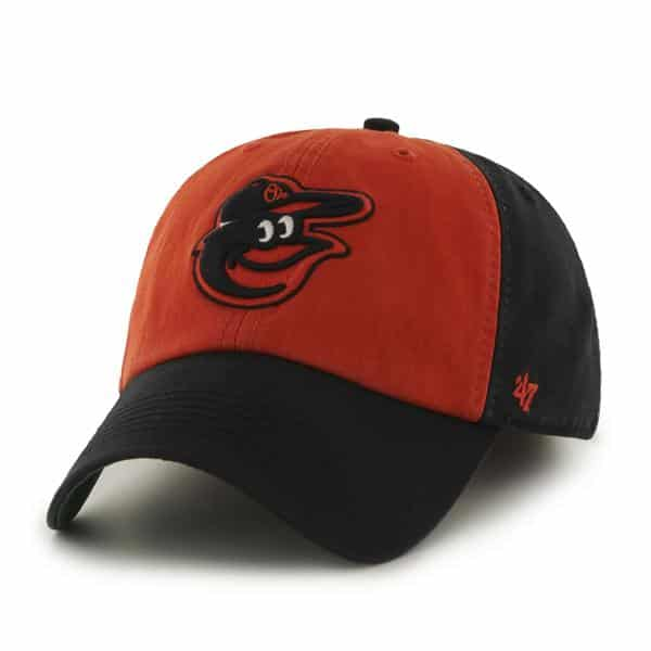 Baltimore Orioles Franchise Black 47 Brand Hat