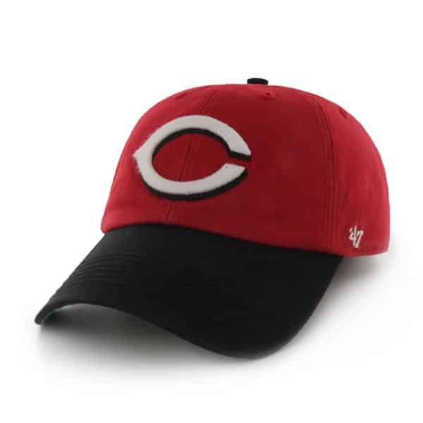 Cincinnati Reds Franchise Road 47 Brand Hat