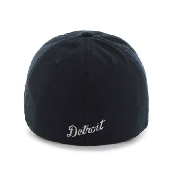 Detroit Tigers Franchise Home 47 Brand Fitted Hat Back