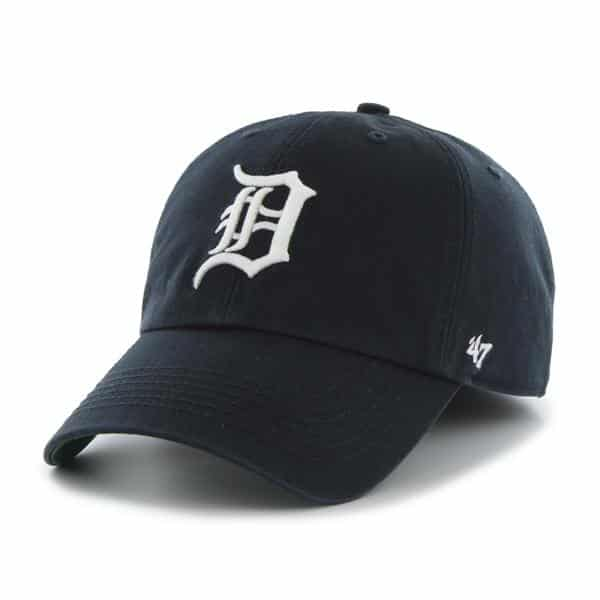 Detroit Tigers Franchise Home 47 Brand Fitted Hat