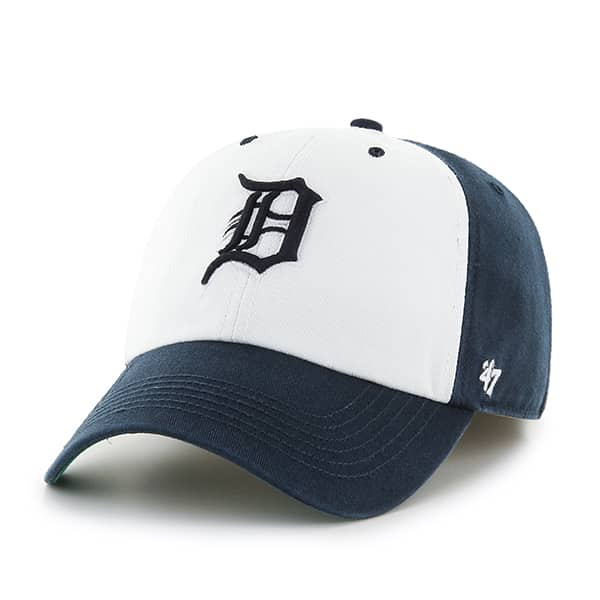 official photos 64e38 9705d Detroit Tigers Franchise Navy 47 Brand Fitted Hat - Detroit Game Gear