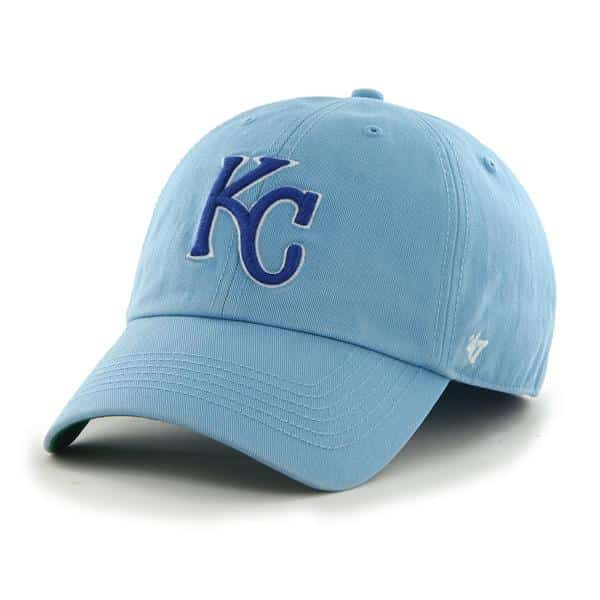 Kansas City Royals Franchise Columbia 47 Brand Fitted Hat