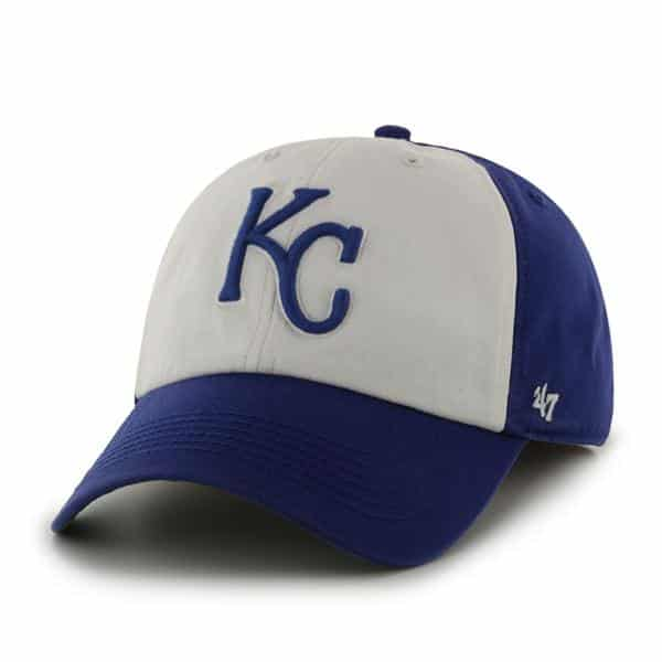 Kansas City Royals Franchise Royal 47 Brand Fitted Hat