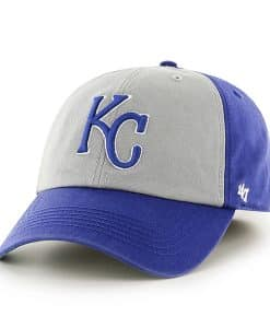 079065456c7507 Kansas City Royals Franchise Royal 47 Brand Fitted Hat
