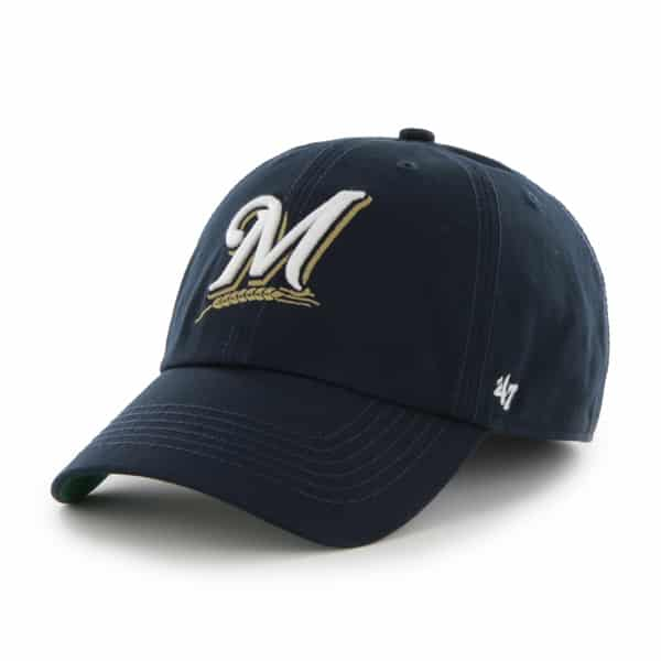 Milwaukee Brewers Franchise Home 47 Brand Hat