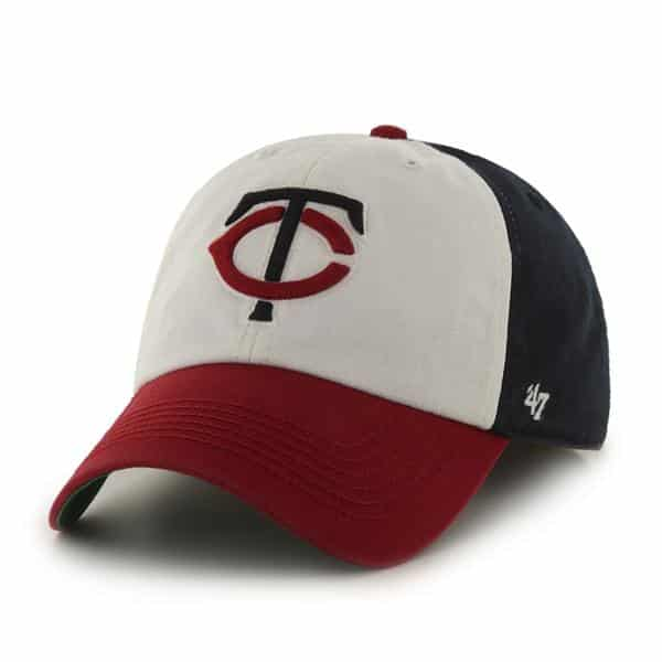 Minnesota Twins Franchise Navy 47 Brand Hat