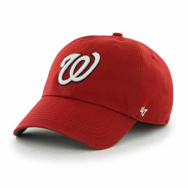 Washington Nationals Franchise Home 47 Brand Hat