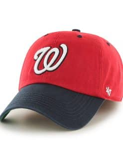 Washington Nationals Franchise Red 47 Brand Hat