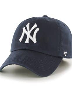 New York Yankees Franchise Navy 47 Brand Fitted Hat
