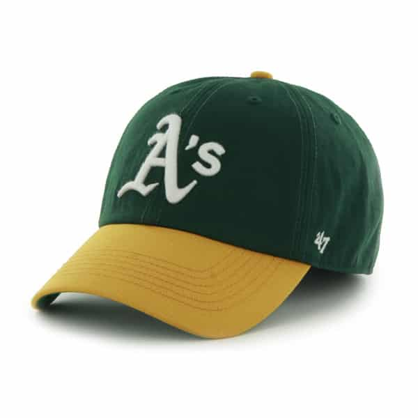 Oakland Athletics Franchise Home 47 Brand Hat