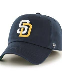 San Diego Padres Franchise Navy 47 Brand Hat