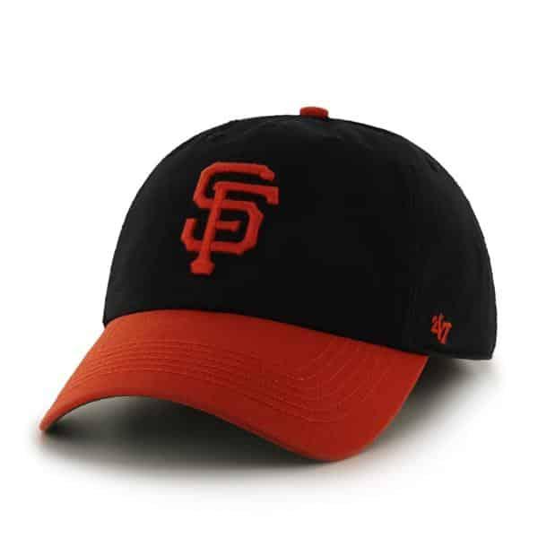 San Francisco Giants Franchise Black 47 Brand Hat
