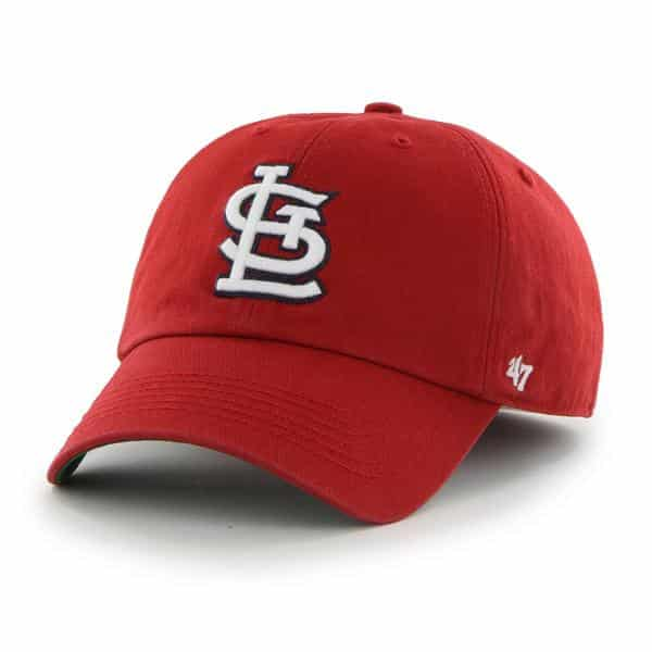 St. Louis Cardinals Franchise Home 47 Brand Fitted Hat