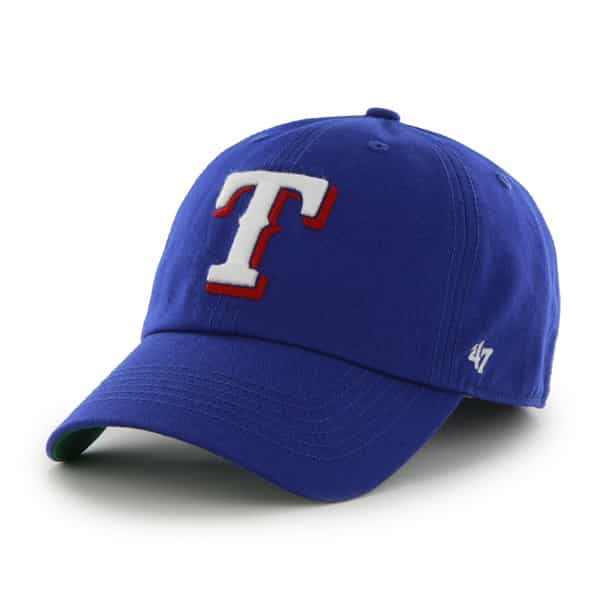 Texas Rangers Franchise Royal 47 Brand Hat