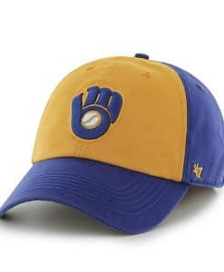 Milwaukee Brewers Sophomore Hat Royal 47 Brand