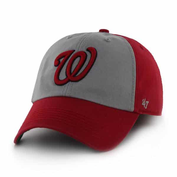 Washington Nationals Sophomore Hat Red 47 Brand