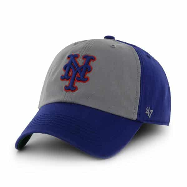 New York Mets Sophomore Royal 47 Brand Fitted Hat