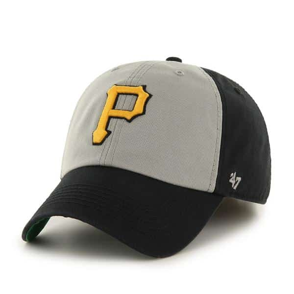 Pittsburgh Pirates Sophomore Hat Black 47 Brand