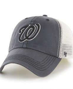 Washington Nationals Goosage Closer Charcoal 47 Brand