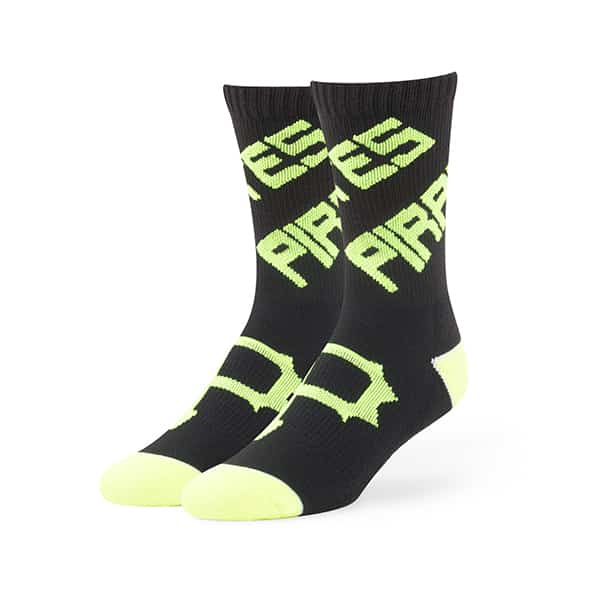 Pittsburgh Pirates Helicoil Sport Socks Black 47 Brand
