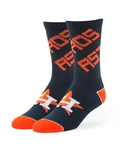Houston Astros Helix Sport Socks Navy 47 Brand