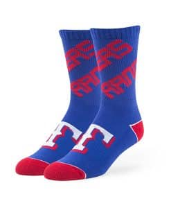 Texas Rangers Helix Sport Socks Royal 47 Brand