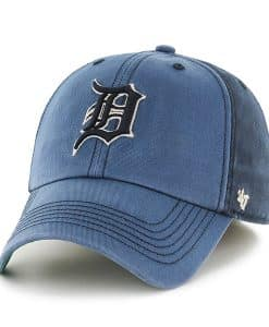 Detroit Tigers Humboldt Franchise Navy 47 Brand Fitted Hat