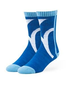 Kansas City Royals Hot Box Sport Socks Royal 47 Brand