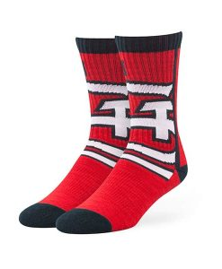 St. Louis Cardinals Hot Box Sport Socks Red 47 Brand