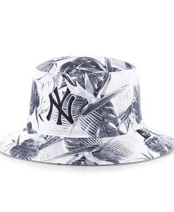 New York Yankees Ohana Bucket Hat White 47 Brand