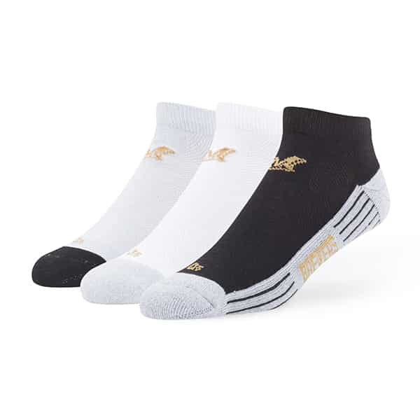 Milwaukee Brewers Skylite Motion Low Cut Socks 3 Pack Tonal 47 Brand