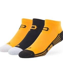 Pittsburgh Pirates Skylite Motion Low Cut Socks 3 Pack Team Color 47 Brand