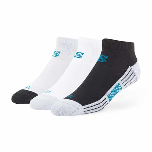 Seattle Mariners Skylite Motion Low Cut Socks 3 Pack Tonal 47 Brand