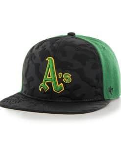 Oakland Athletics Bolton Pro Kelly 47 Brand Hat