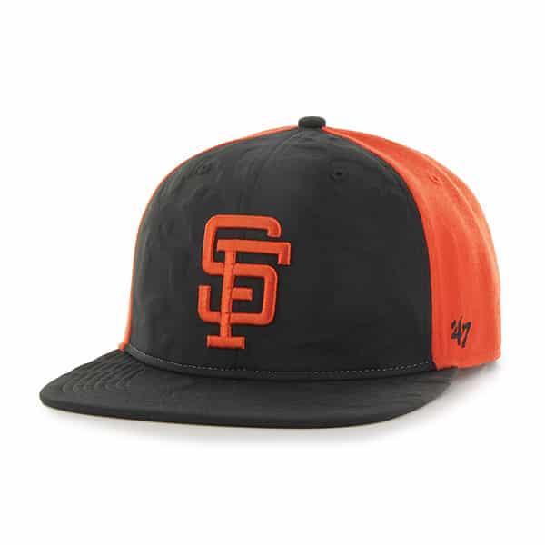San Francisco Giants Bolton Pro Orange 47 Brand Hat