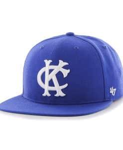 Oakland Athletics Hole Shot Royal 47 Brand Hat