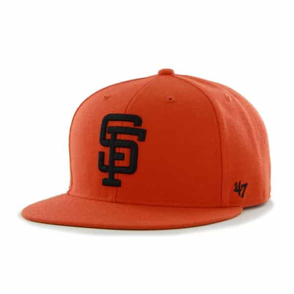 San Francisco Giants Hole Shot Orange 47 Brand Hat