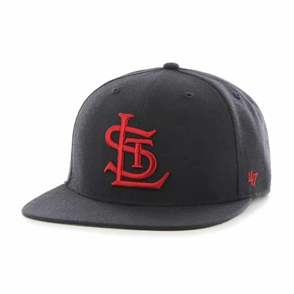 St. Louis Cardinals Hole Shot Navy 47 Brand Hat