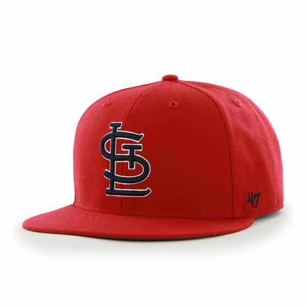 St. Louis Cardinals Hole Shot Red 47 Brand Hat