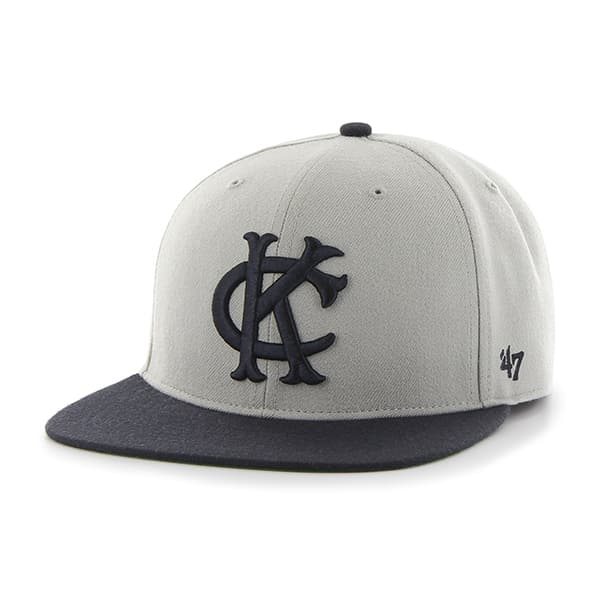 Oakland Athletics Hole Shot Two Tone Gray 47 Brand Hat