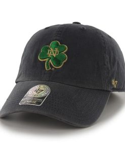 Notre Dame Fighting Irish Franchise Navy Hat Navy 47 Brand
