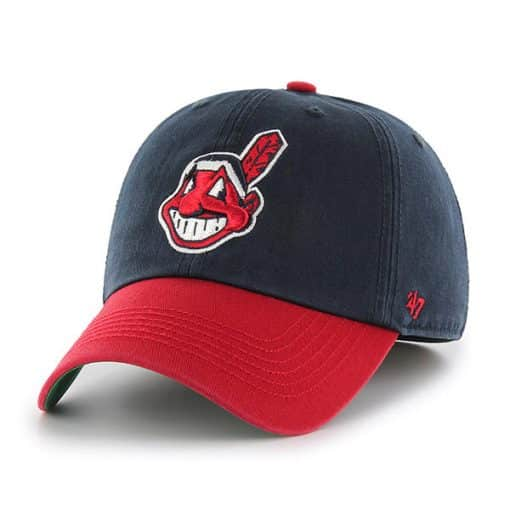 Cleveland Indians Franchise Home 47 Brand Fitted Hat