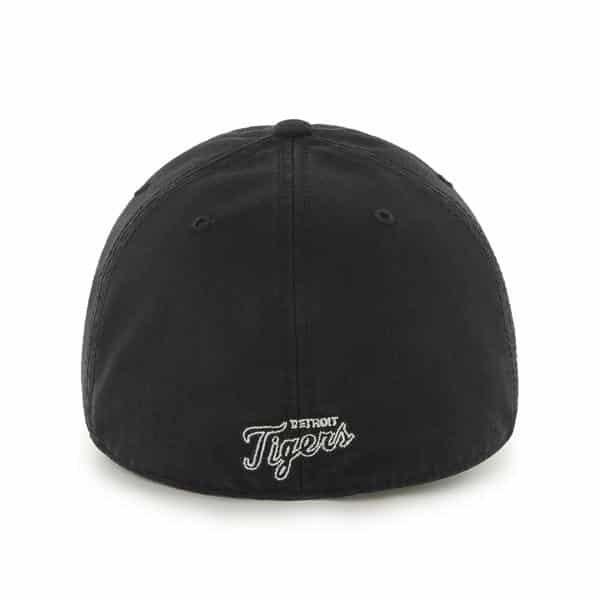 Detroit Tigers Franchise Black 47 Brand Hat Back