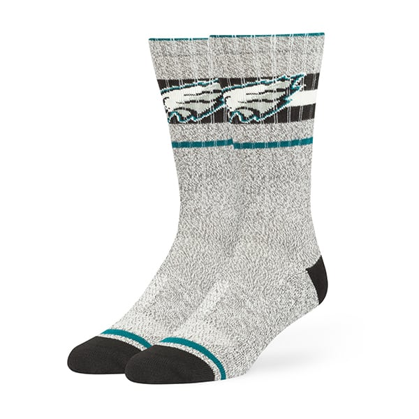 Philadelphia Eagles 47 Brand Fuse Socks