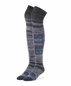 Buffalo Bills Ellie Otk Socks Graphite 47 Brand