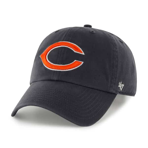 Chicago Bears Franchise Navy Hat Navy 47 Brand