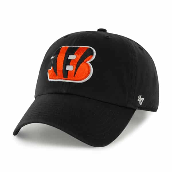 Cincinnati Bengals Franchise Black Hat Black 47 Brand